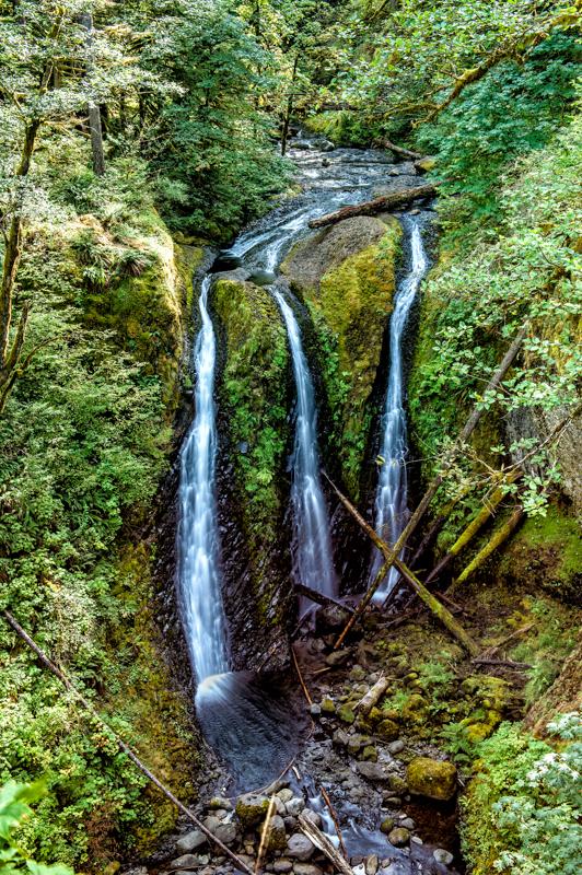 Tripple Falls