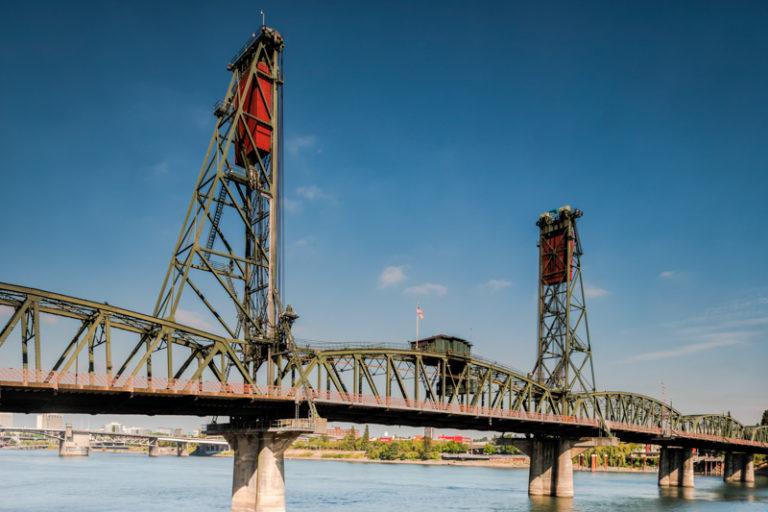 Portland Hawthorne Bridge